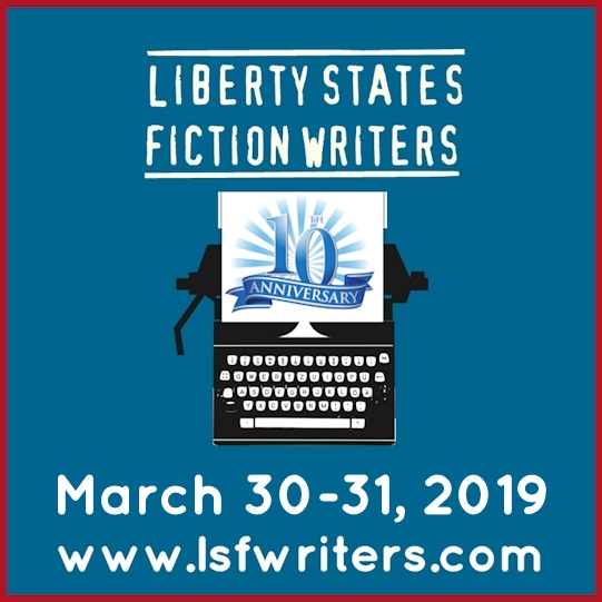 2019 Featured Speakers | Liberty States Fiction Writers