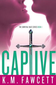 CAPTIVE (The Survival Race)